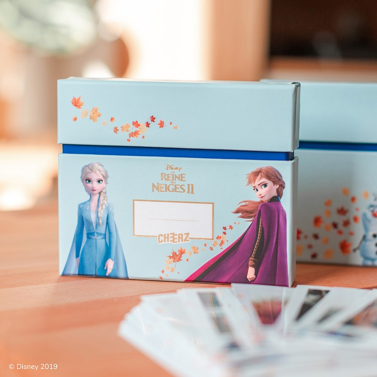 Special Edition Cheerz Box: Frozen 2 ��� Cheerz 5