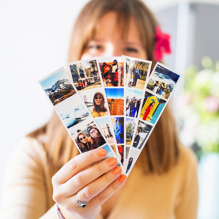 Photobooth magnet x5 Cheerz 5