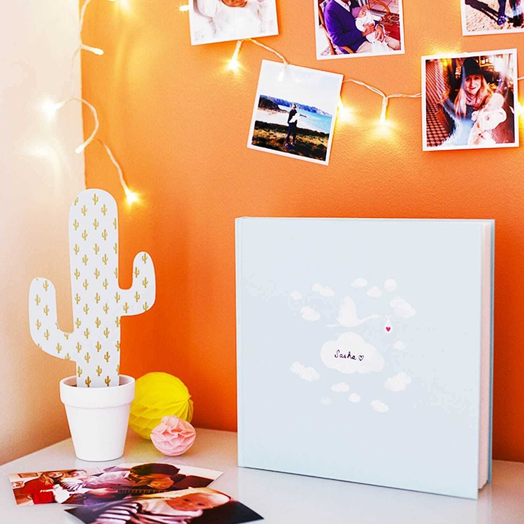 The Baby photo book - DIY Cheerz 3