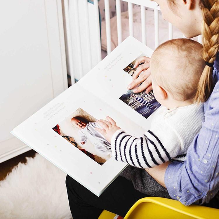 The Baby photo book - DIY Cheerz 2