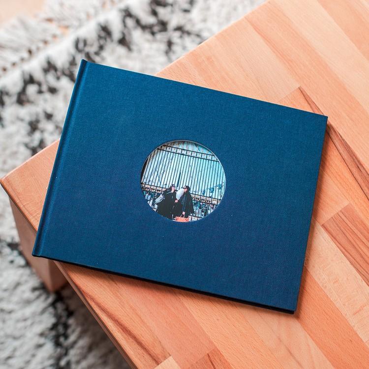 Window photo book  Cheerz 2