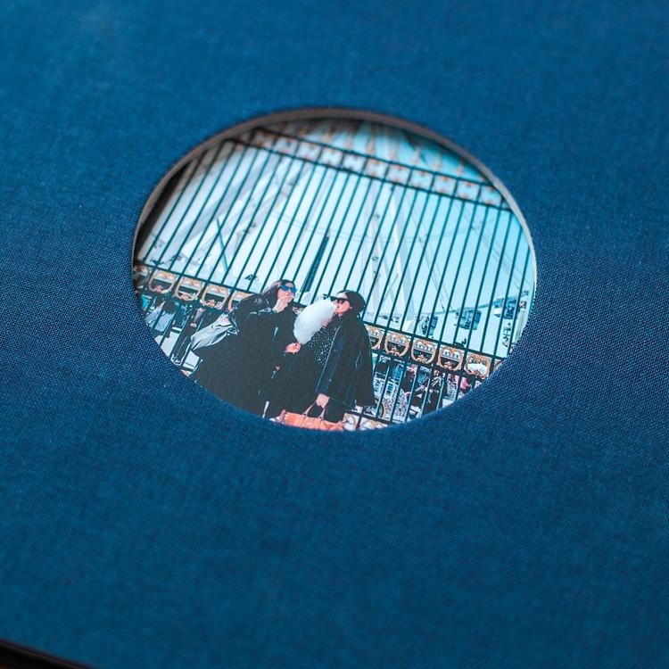 Window photo book  Cheerz 3
