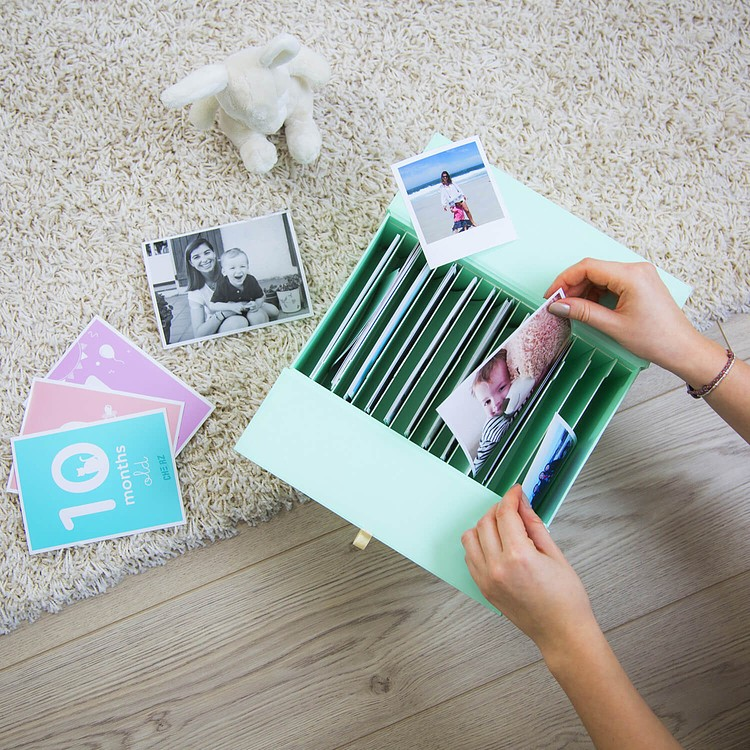Memory Box: Baby Edition Cheerz 2