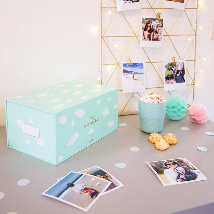 Memory Box: Baby Edition Cheerz 5