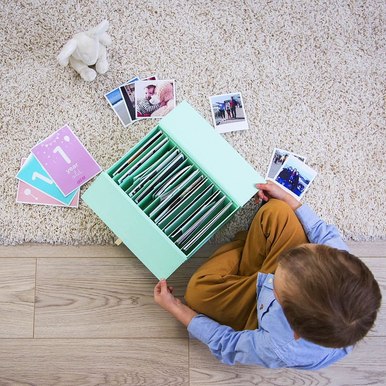 Memory Box: Baby Edition Cheerz 4