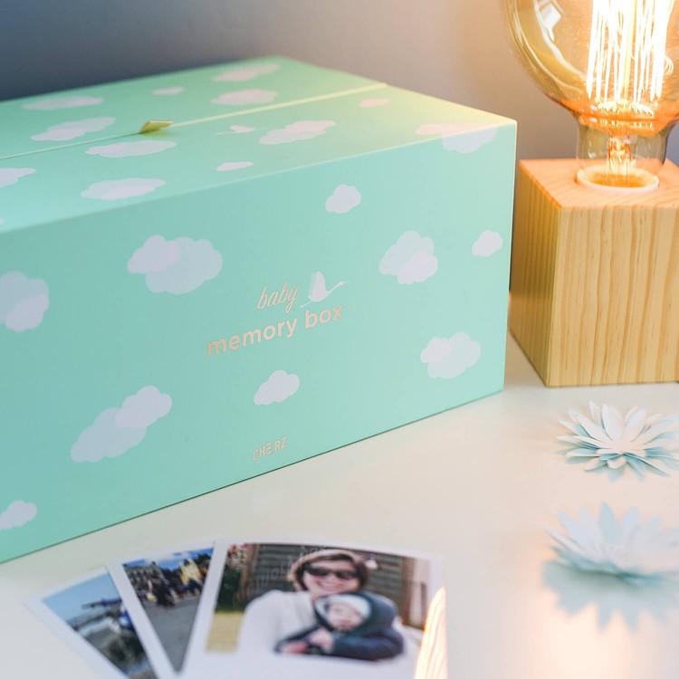 Memory Box: Baby Edition Cheerz 3
