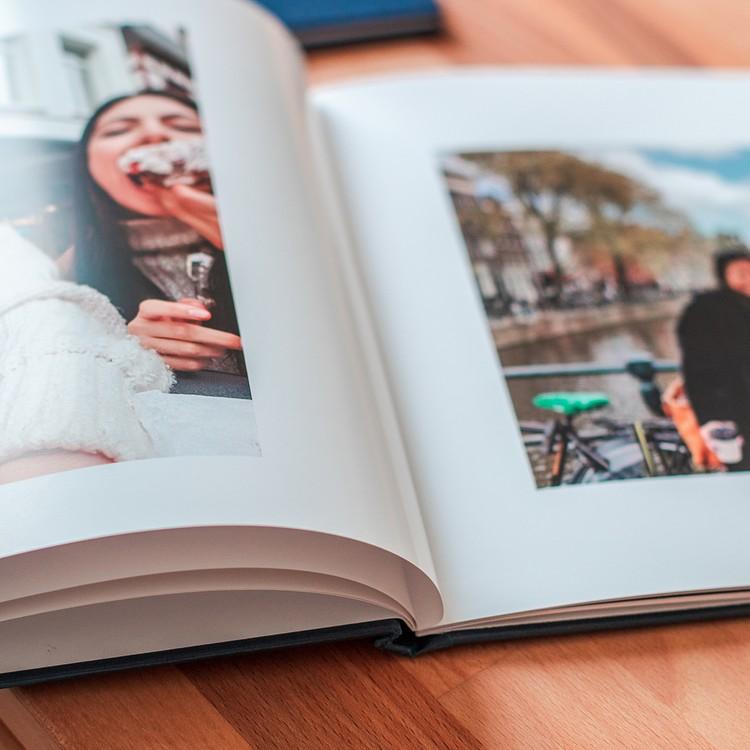 Window photo book  Cheerz 4