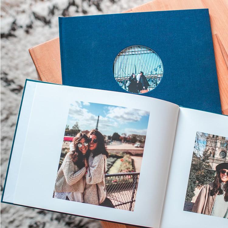 Window photo book  Cheerz 1