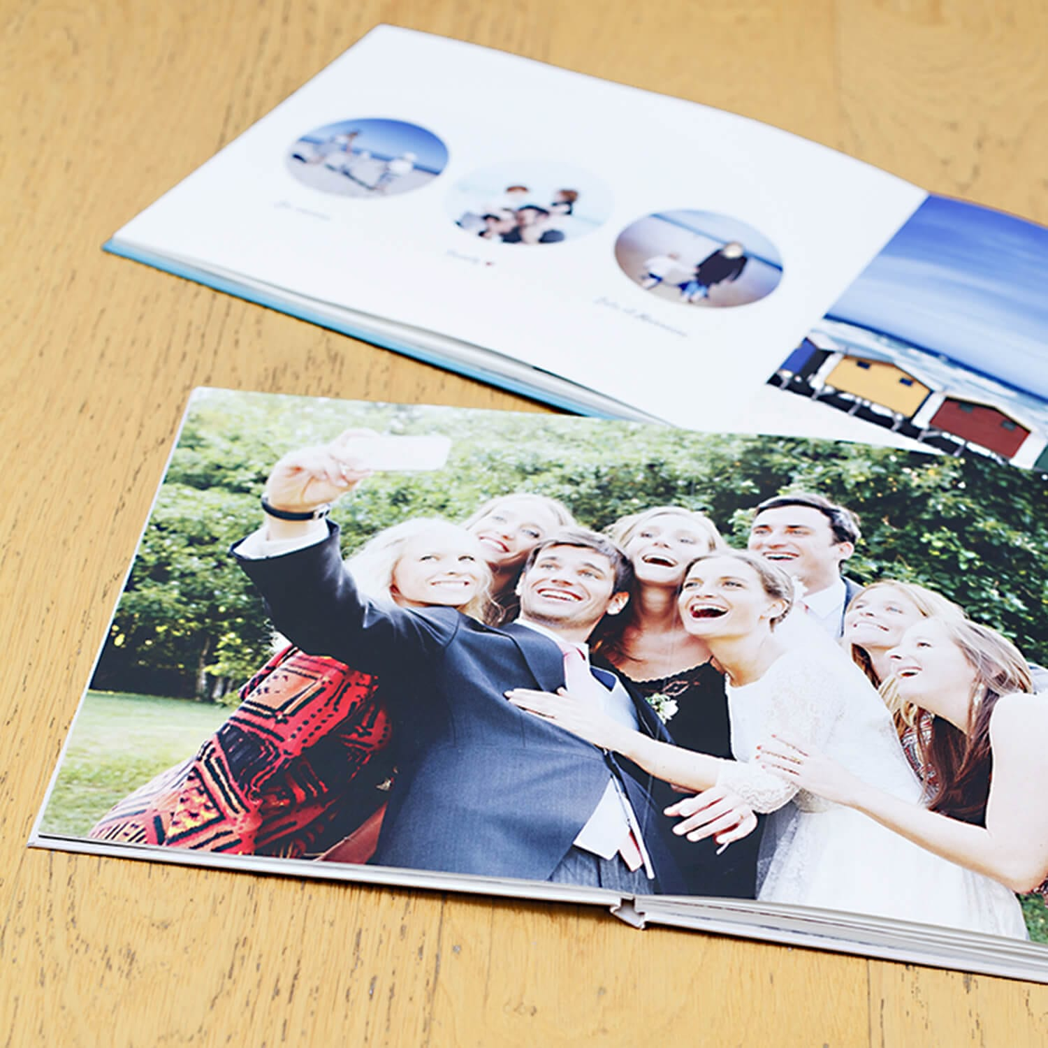 Hardcover photo book Cheerz 10