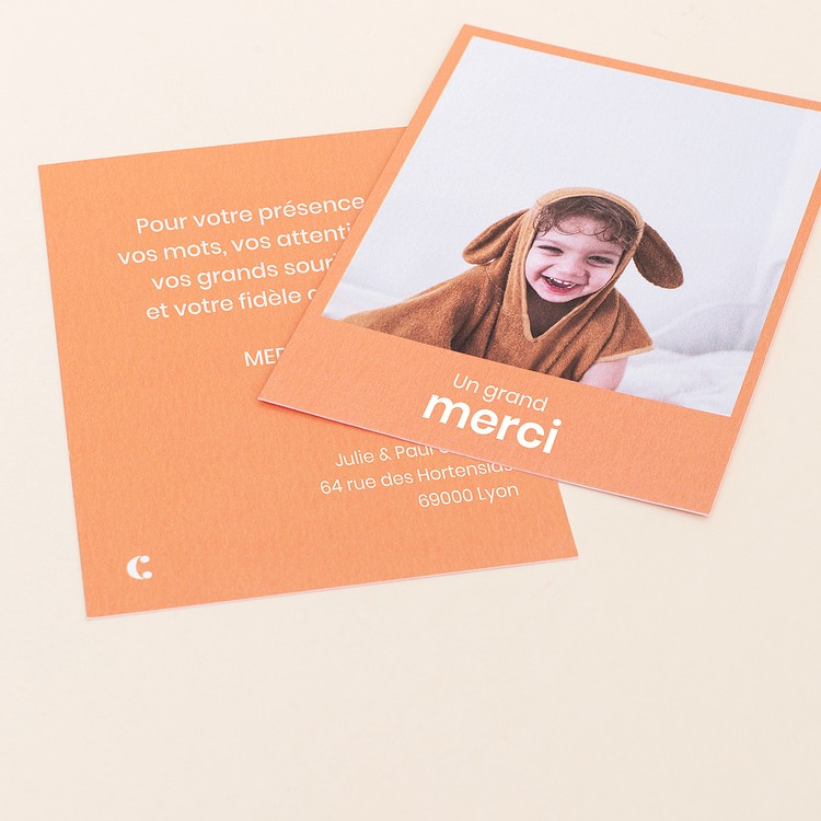 Thank you cards Cheerz 3