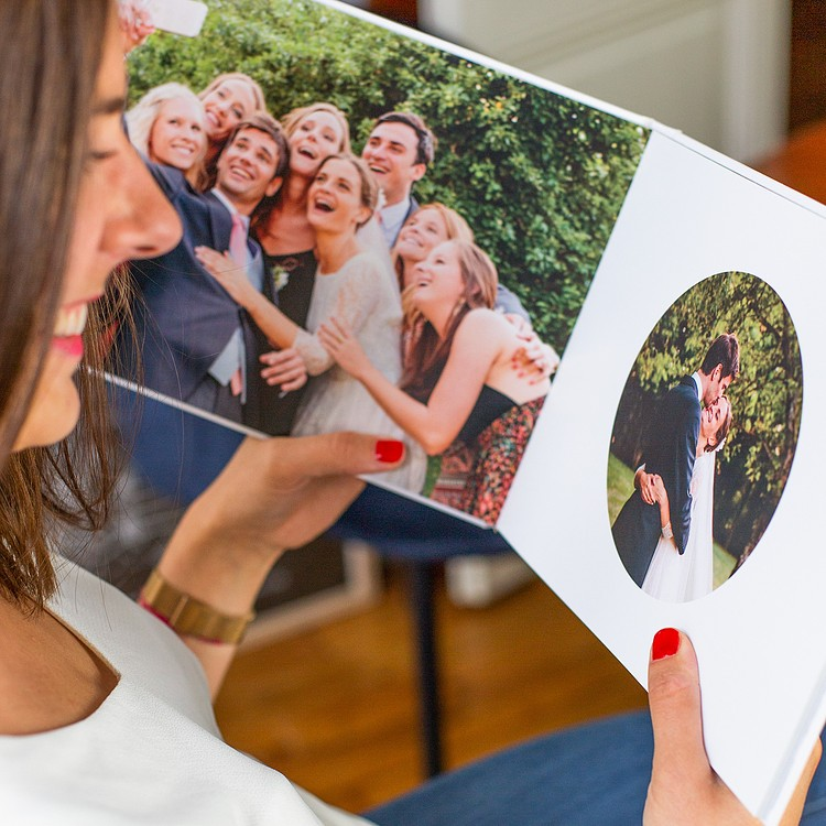 Platinum Layflat Photo Book Cheerz 4