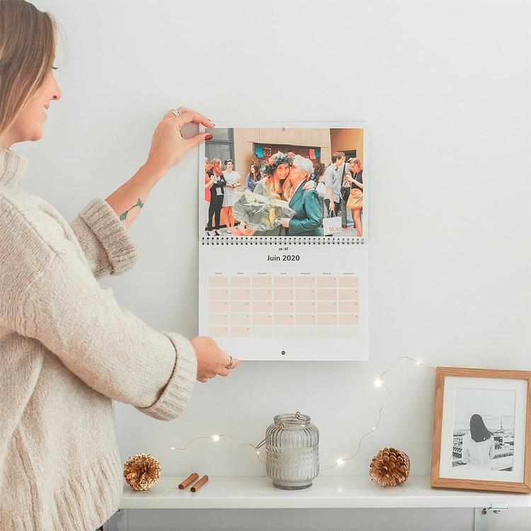 Calendario Via Lattea - A4 Paesaggio Cheerz 2