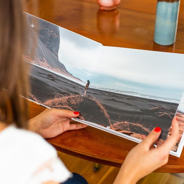 Platinum Layflat Photo Book Cheerz 5