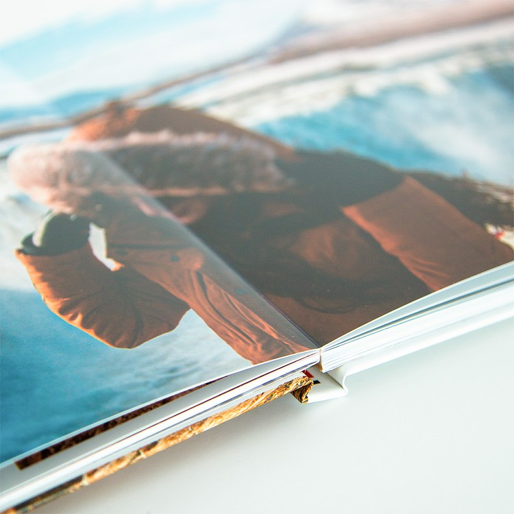 Álbum de fotos Premium - apertura 180º Cheerz 2