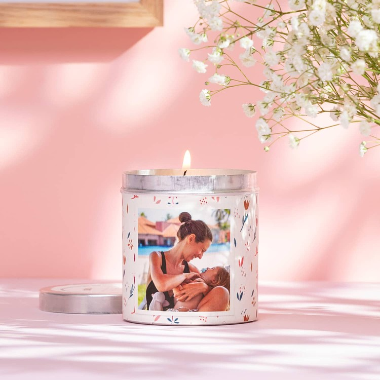 Personalised Scented Candle Cheerz 1