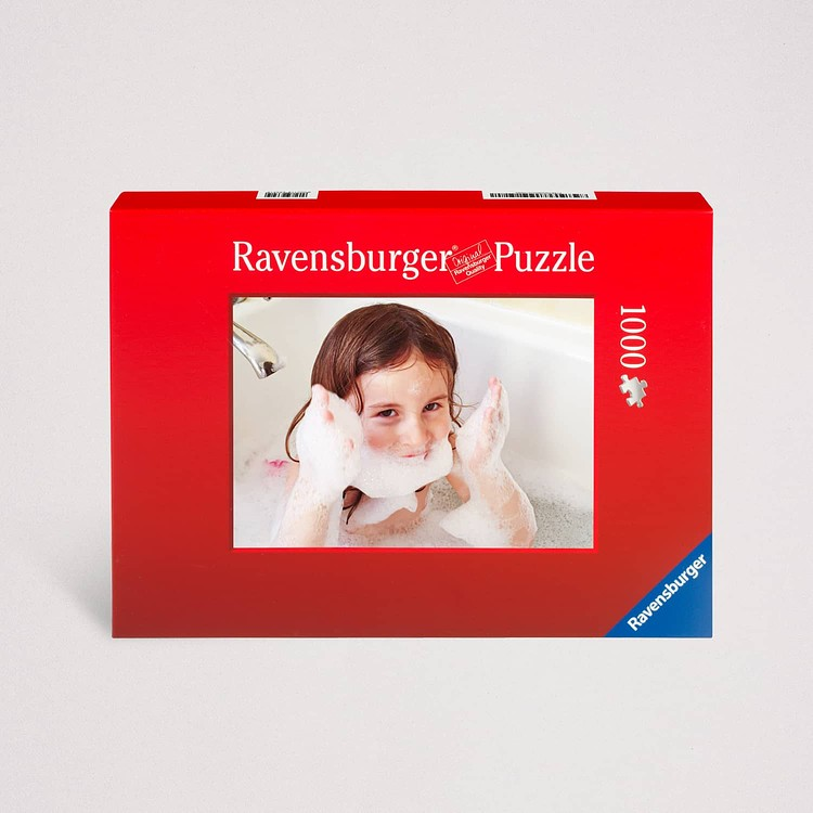 Personalised puzzle Ravensburger Cheerz 2