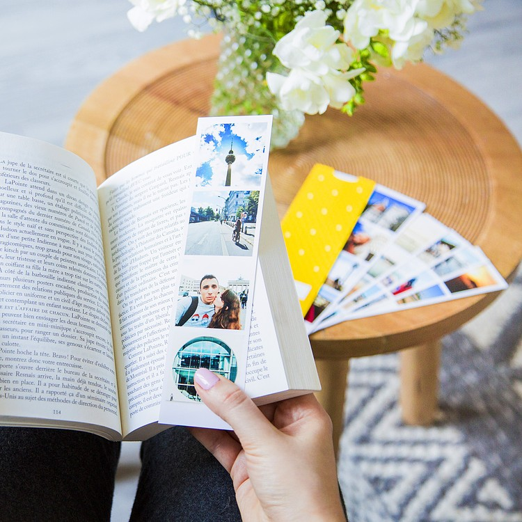 Tirage photo cabine + mini-cadre LEGO® DOTS offert Cheerz 4