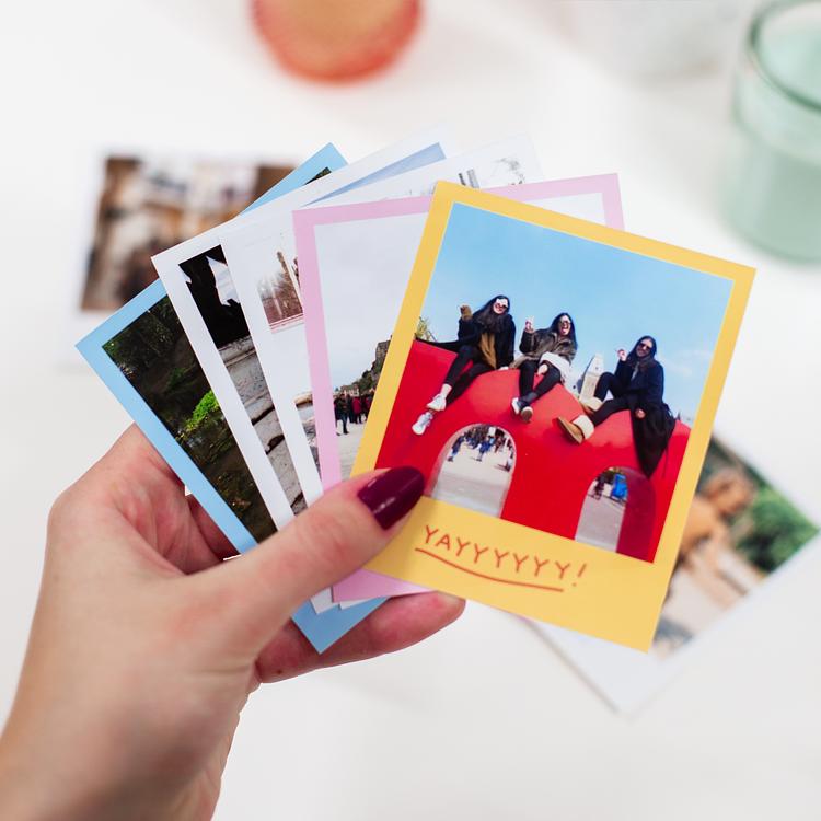 Stampe fotografiche vintage - Cheerz x Disegnetti Depressetti Cheerz 2