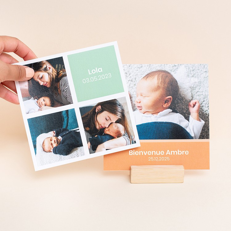 The new baby card  Cheerz 1