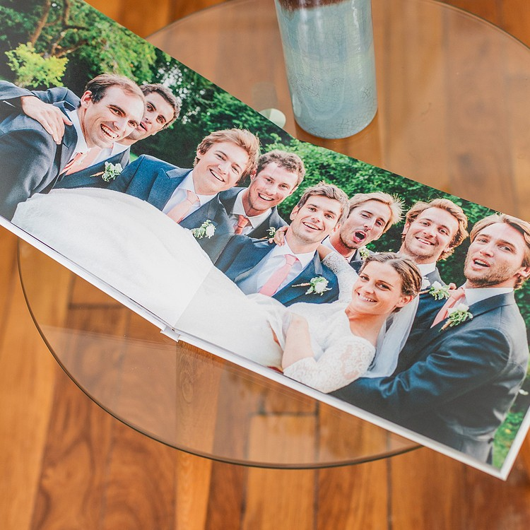 Platinum Layflat Photo Book Cheerz 1