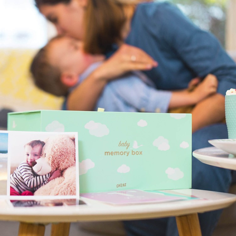 Memory Box Baby Cheerz 1