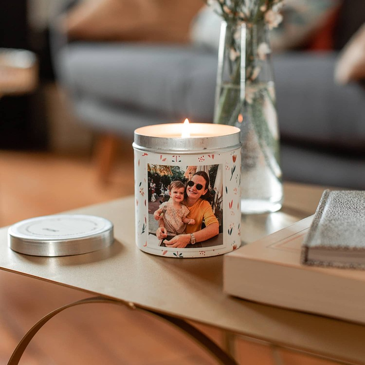Personalised Scented Candle Cheerz 5