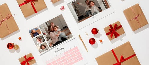 Photo Christmas Calendar - A4 Landscape Cheerz