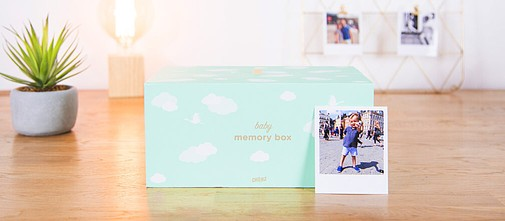 Memory Box Baby Cheerz