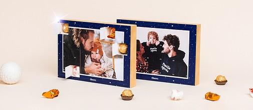 Calendrier de l'Avent Ferrero® Cheerz