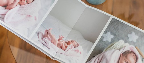 Baby's Photo Book Cheerz
